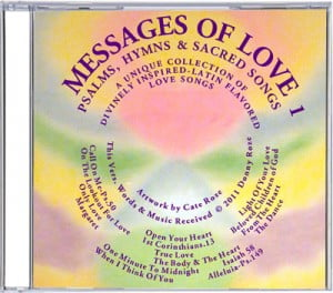 Messages of Love CD